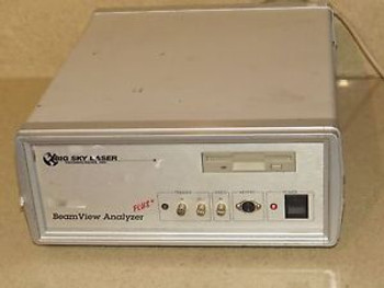 Big Sky Laser Technologies Inc Beam View Analyzer Plus Model Bva101