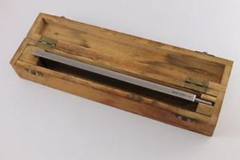 Vintage Reichert Austria Microtome Blade 1960S