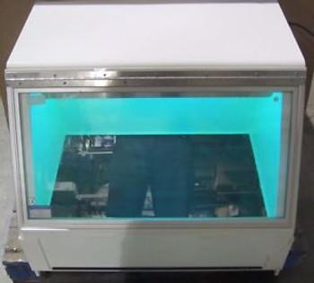 Cbs Scientific Model P-030-202 Uv Ultraviolet Pcr Workstation
