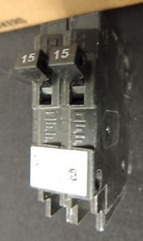 (1) box of (12) Circuit Breaker Fuse 15 Amp Murray 120/240 V Single pole double