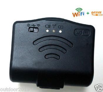 Wifi HD 5.0MP USB Electronic Digital Camera Eyepiece for Microscope w Adapter