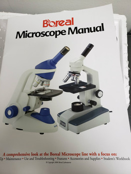 Boreal Microscope - BRAND NEW Model No 55840-02