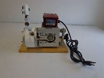 -ASTI 7149-50 Piston Pump Leroy Somer LS71 Motor