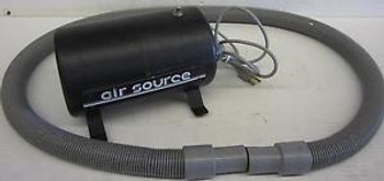 #2 DAEDALON CORPORATION AIR SOURCE (BLACK)