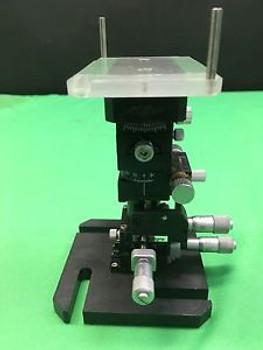 Opto Sigma Miniature Micrometer Multi Stage