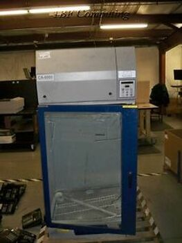 Mystaire Misonix CA-6000 Cyanoacrylate Fuming Chamber