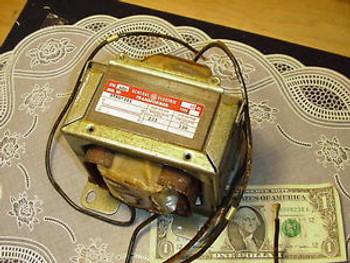 GEneral Electric Transformer Model 9T56Y311 .500 KVA 277 Volt / 120 Volt 60 HZ