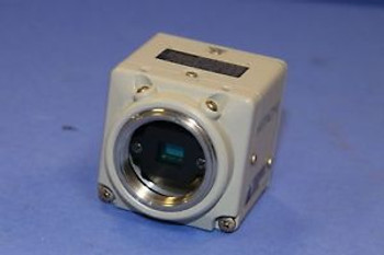 (1) Used Hitachi KP-D20AU 1/3 Color Analog CCD Camera 768 H x 494 V