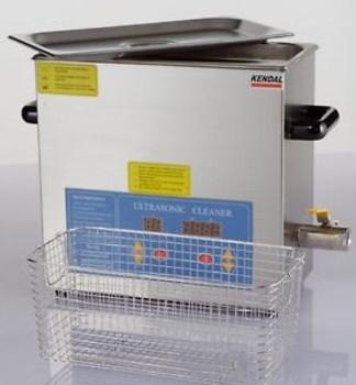 New 380 Watt  6 Liter Digital HEATED ULTRASONIC CLEANER