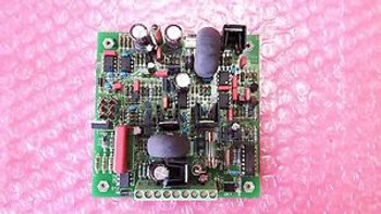 Power Supply Unit for Deuterium Lamps Warm-up Voltage 12V Heraeus Type PSD 185