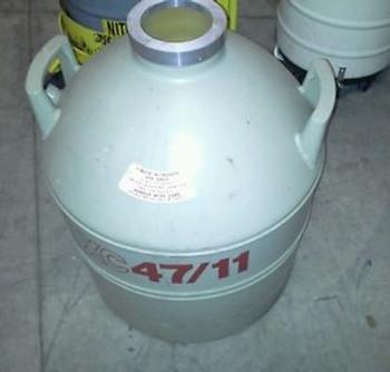 MVE XC47/11 Dewar Flask for liquid Nitrogen