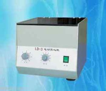 110V 60Hz Electric Lab Centrifuge LD-3 4000rpm 650ml 1975g m1