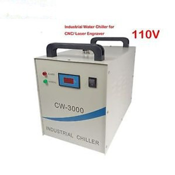 110V Industrial Water Chiller for CNC/ Laser Engraver Cooling Machine