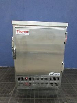 Thermo Jewett CTF Refrigerator Freezer stainless steel