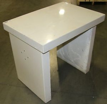 (1) Used Anti Vibration Isolation Balance Table 35 Size: 35L x 24 W x 31 H