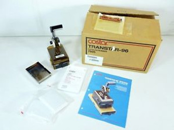 New Corning Costar TRANSTAR-96 Liquid Transfer System 96-Well Cat. No. 7605