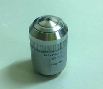 LEICA 506003 PL FLUOTAR 20x/0.50 ?/0.17/B Microscope Objective