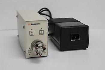 Rheodyne 7750 Agilent LC TPMV Motorized Valve Injector SS w/ Jerome ILTY-120 PS
