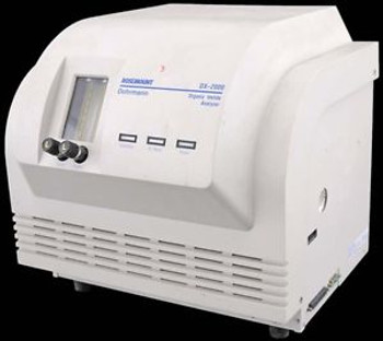 Tekmar Dohrmann Rosemount DX-2000 Lab Benchtop Organic Halide Analyzer System