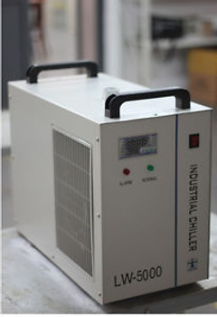 110v CW-5000 laser Water-cooled Chiller for Co2 Laser Machine