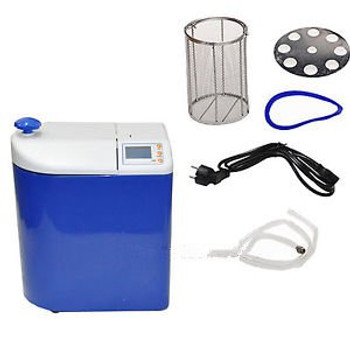 0.22Mp 3L Mini Portable Dental Medical Surgical Autoclave Sterilizer 134? 0.5KW
