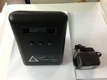 110V- 240V DC1700 Battery Operated Air Quality Monitor