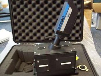 Beam Attenuator Blue Sky Research Blackhole model 500 Polariser Half Wave Plate