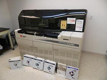 Beckman Coulter Synchron LX20 Pro Chemistry Analyzer Clinical System + Manuals