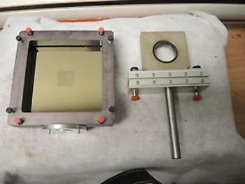 (2x) Optikon Optical Mirror and Lens