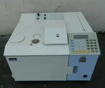 Perkin Elmer Autosystem Gc Gas Chromatograph Part No. N611-9000