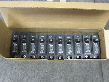 New Eaton Cutler-Hammer 20 Amp Breakers BR120 New In Box! 20 Pack