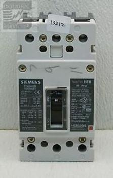Siemens HEB3B060 Circuit Breaker 600Y/347V 60A 3P (NNB)