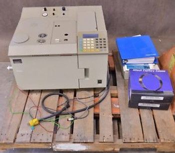 Perkin Elmer AutoSystem GC Gas Chromatograph PE