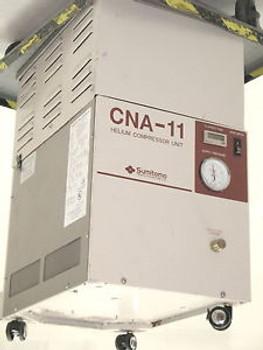 SUMITOMO CNA-11C HELIUM COMPRESSOR UNIT FOR CRYOGENIC SYSTEM