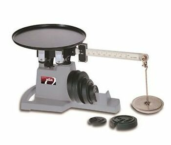 16 KG x 5 G Ohaus 2400-11 Heavy Material Field Test Mechanical Scale NEW
