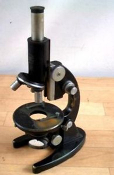 Carl Zeiss Jena  Microscope Antiques