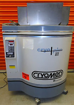 Forma Scientific CryoMed CryoPlus III CryoFreezer W/ Rack Frame/Racks (4408)