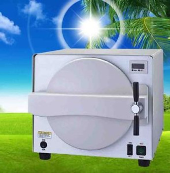 18L 900W Medical Steam Sterilizer Dental Lab Autoclave Sterilizer Equipment