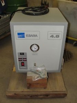 Ebara Cryo-compressor 4.8 Model 323-0083 Only 26hrs