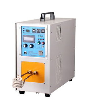 15KW 30-80KHz High Frequency Induction Heater Furnace LH-15A Fasting Shipping