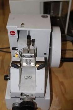 Leica Leitz 1512 Microtome