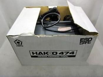 [Hakko] Hakko 474 Desoldering tool, Desoldering Station Fast Shipping 3~5 days