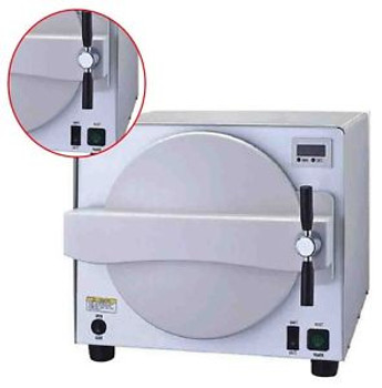 100%GOOD 18L Medical Steam Sterilizer Dental Lab Sterilizer Equipment 110V/220V