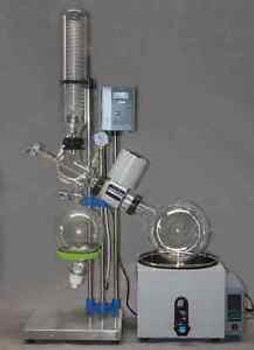 220V 5L Rotary Evaporator Rotavapor Lab equipment RE501 e