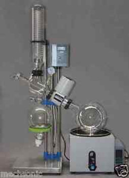 220V 5L Rotary Evaporator Rotavapor Lab equipment RE501 m