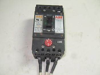 (Q5-4) 1 ABB UXAB727131R709 MOTOR CIRCUIT BREAKER