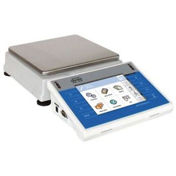 10 KG x 0.1 G Radwag WLY/2 10/D2 Precision Laboratory Balance For Fast Weighing