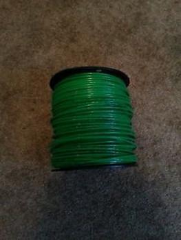 #10 Stranded Green 500 Ft Roll