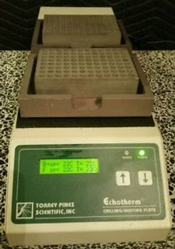 Torrey Pines Echotherm IC22 Heating/Chilling Plate w/Blocks Working Great