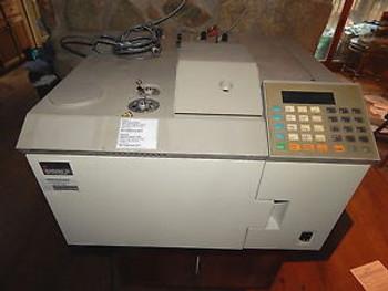 Perkin Elmer AutoSystem XL Gas Chromatograph, FID/TCD Detectors XLM